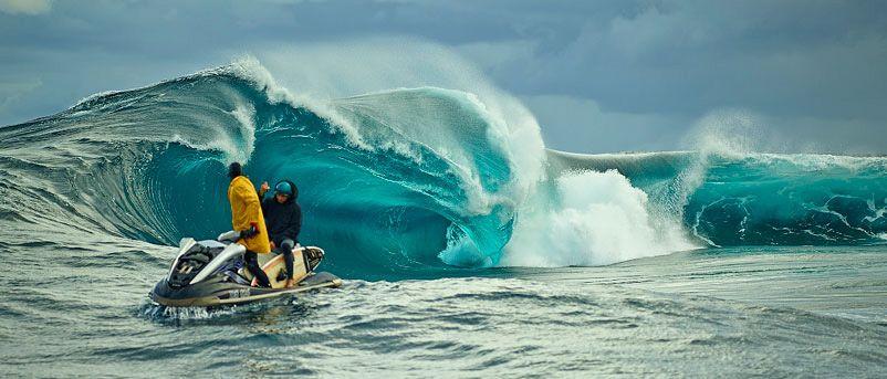 Самые большие волны для сёрфинга. Cyclops