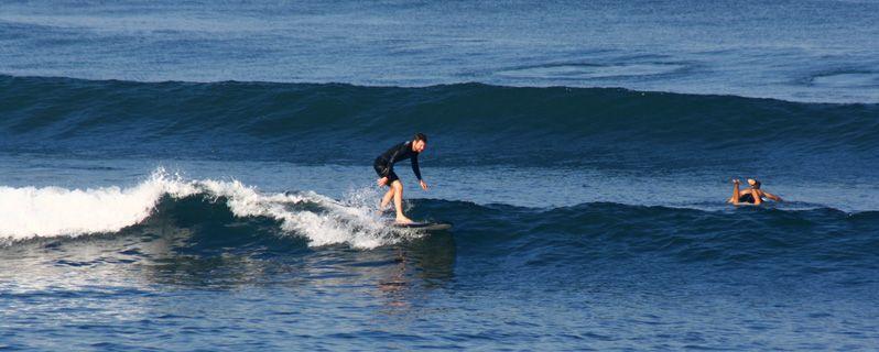 Сёрфинг для начинающих: не удлиняйте себе путь
