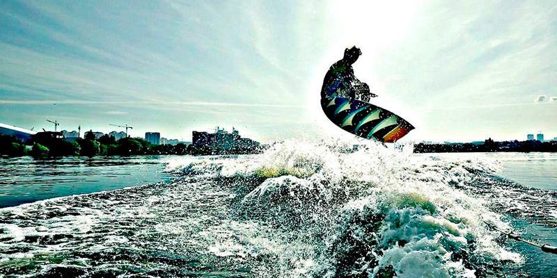Подготовка к серфингу в городских условиях