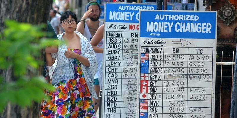 Bali currency or how not to be scared of zeros - WAVEHOUSE