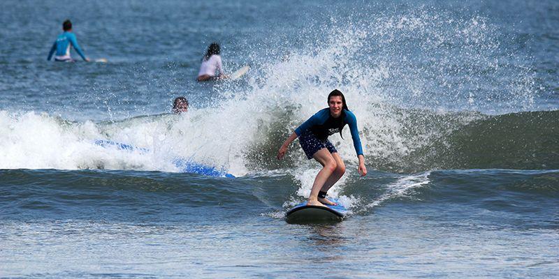 Отзыв о поездке на Бали в серфинг лагерь