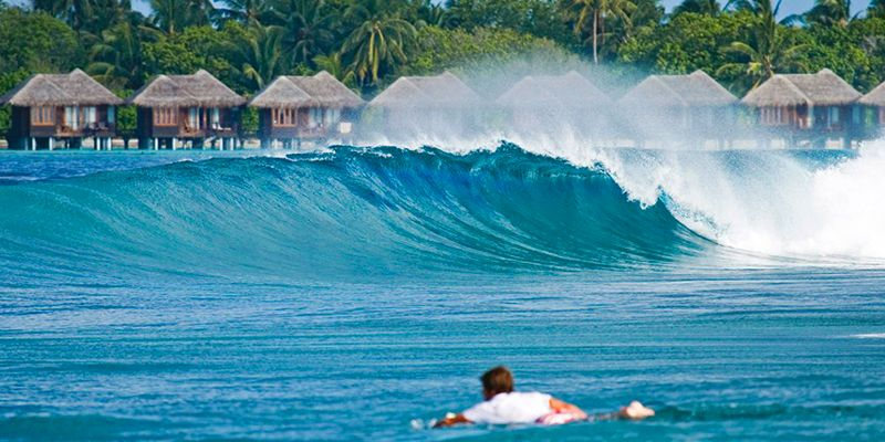 best places to learn to surf in Asia