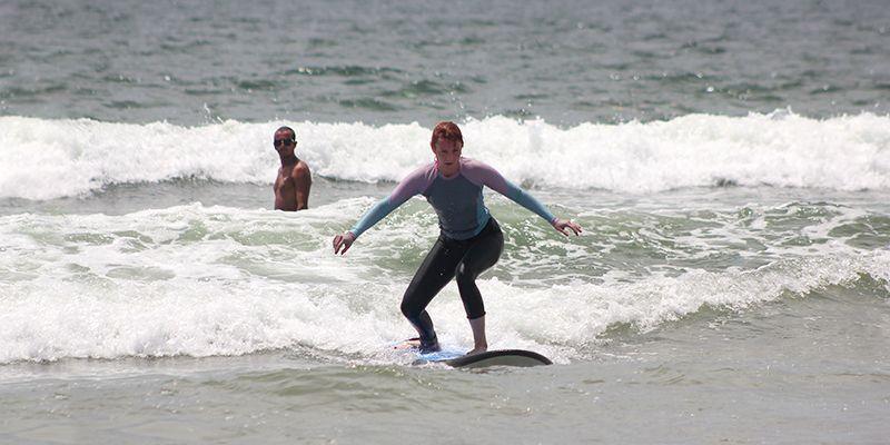 start surfing