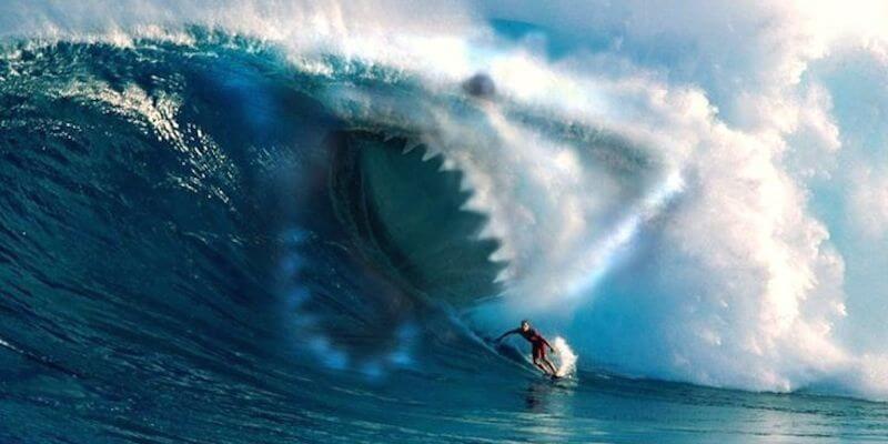 страх перед волнами