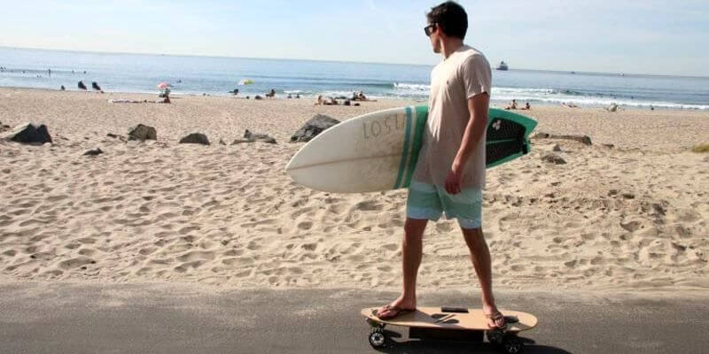 скейтбординг и серфинг