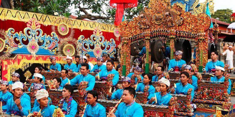 арт фестиваль на Бали