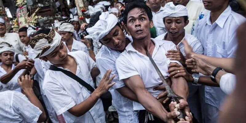 опасные фестивали на бали