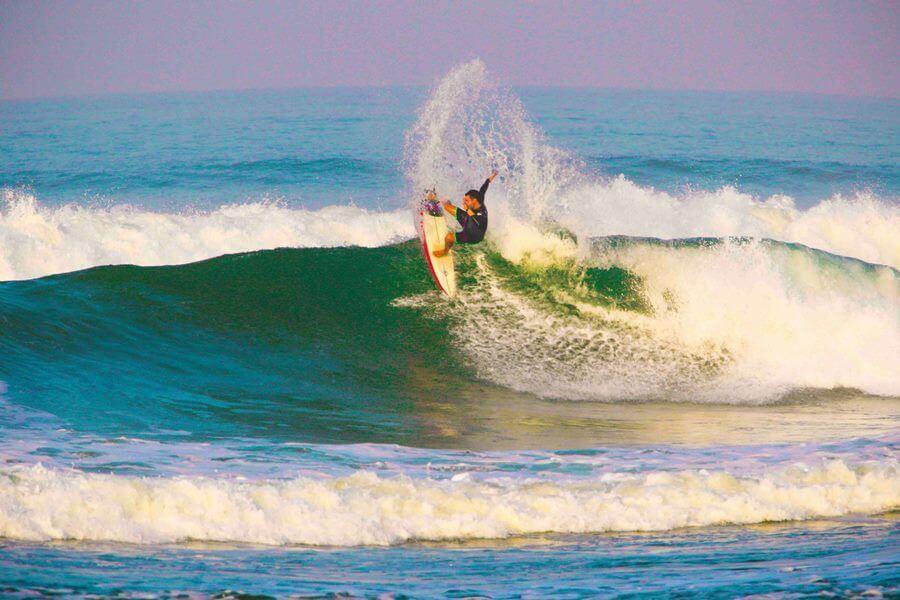 серфинг для продолжающих