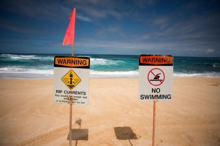 danger of the ocean
